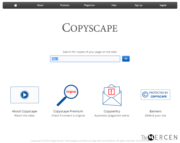 copyscape free seo tool