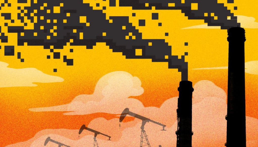 How Google, Microsoft, and Big Tech Are Automating the Environment Crisis