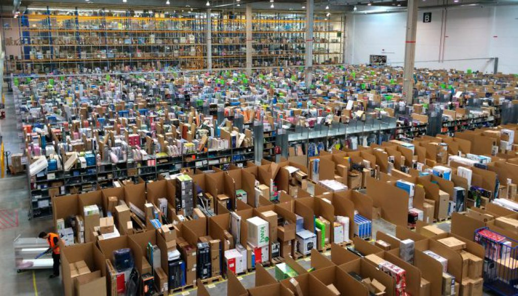 Amazon's Latest Supplier Purge Is an Indication of Rate Predation