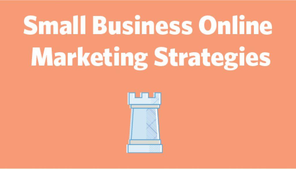 Small Company Internet Marketing Methods