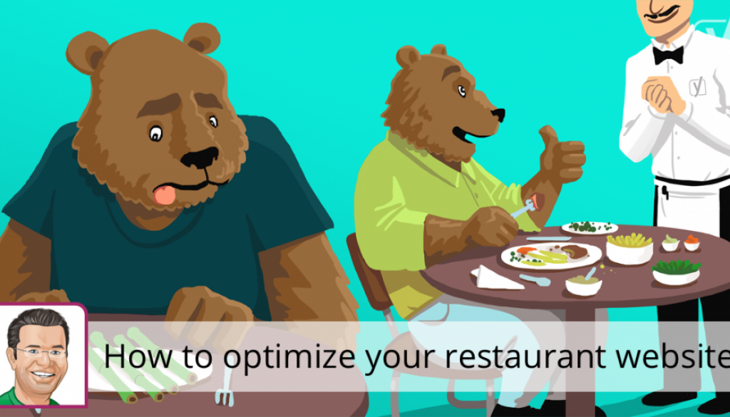How to optimize your restaurant website