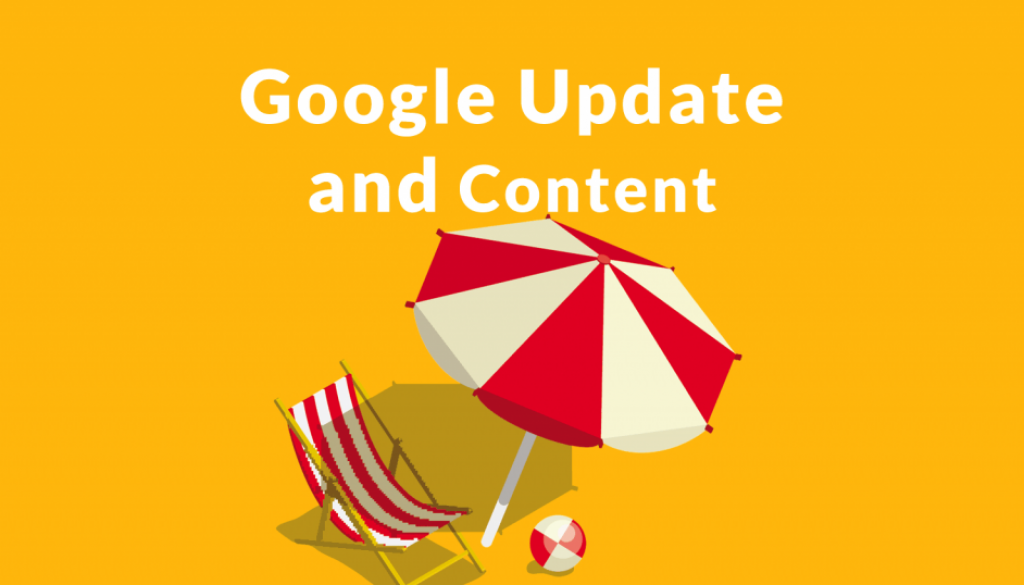 Material Strategy and the Google March 2019 Algorithm Update by @martinibuster