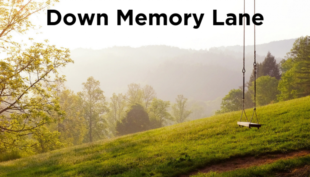 Let's Travel Down the Spin Draws Memory Lane