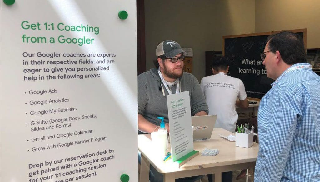 Grow with Google event held to help local businesses grow – WBKO
