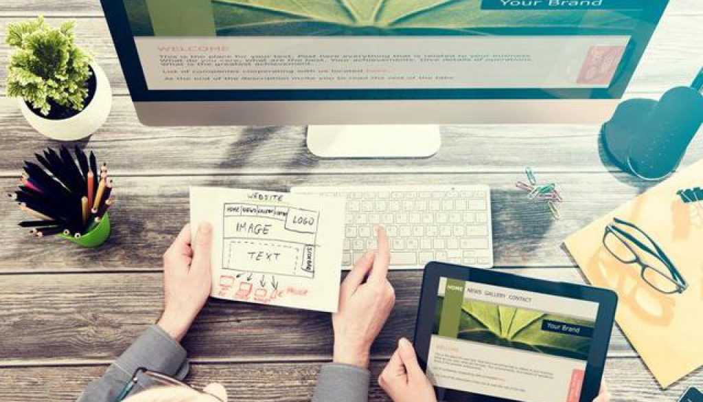 Custom Vs. Design Template: What Website Is Best For Marketing Financial Preparation Solutions?