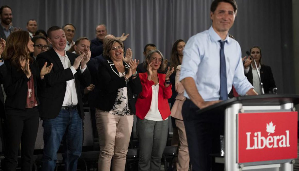 Trudeau's Liberals sketch out their campaign strategy: Tout their record but beware economic 'anxiety'