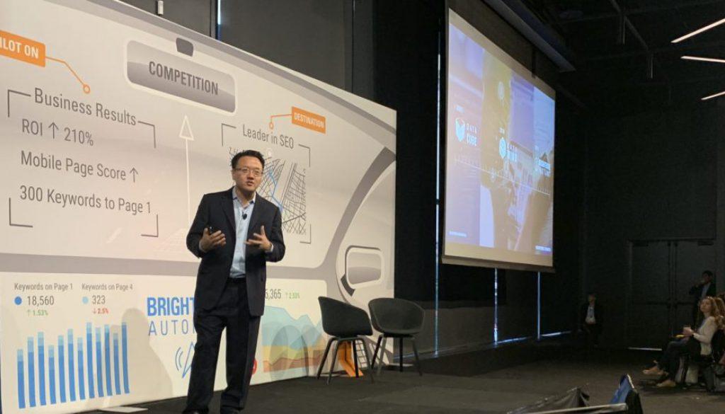 BrightEdge Unveils New Technology That Puts SEO on Autopilot via @KristiKellogg