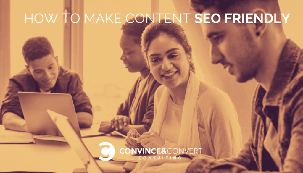 How to Make Content SEO Friendly