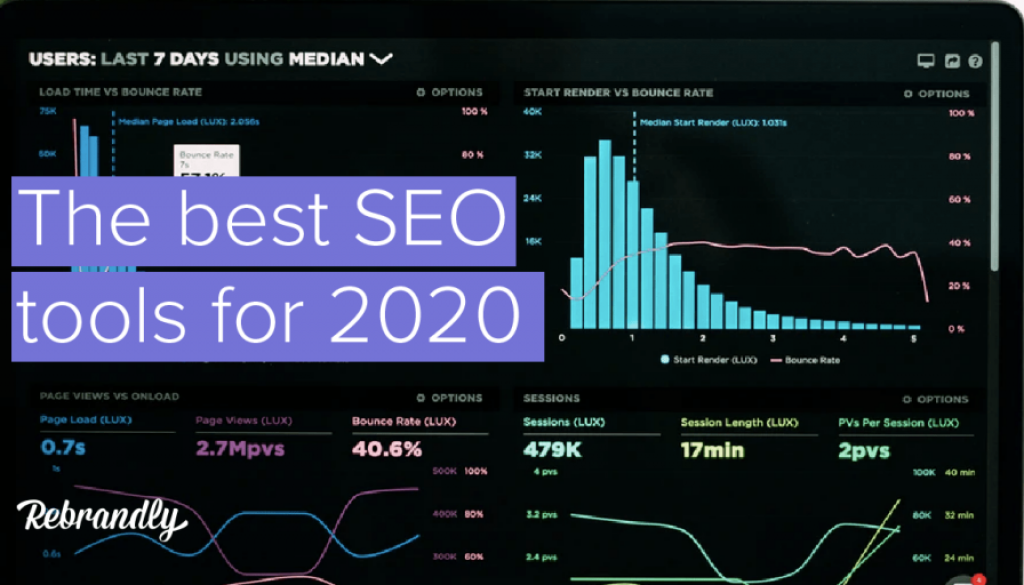 The Top SEO Tools for 2020