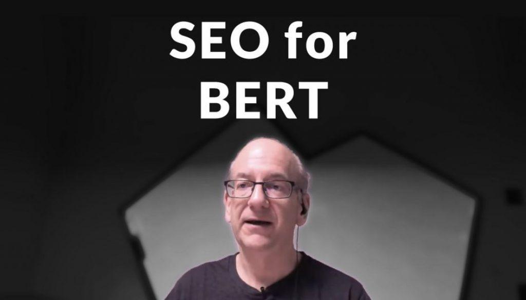 Google Responses How to Enhance for BERT via @martinibuster