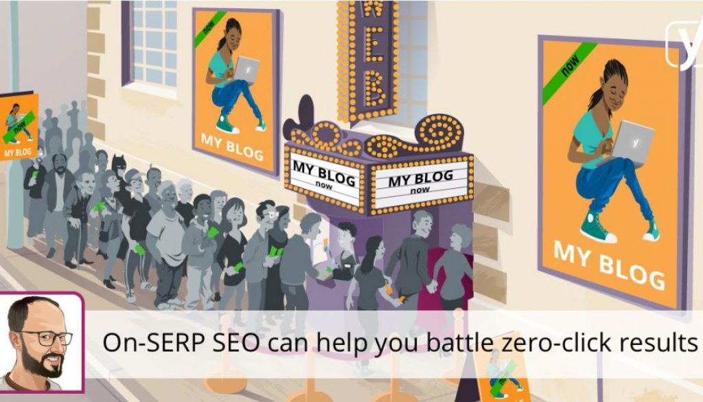 On-SERP SEO can assist you fight zero-click results