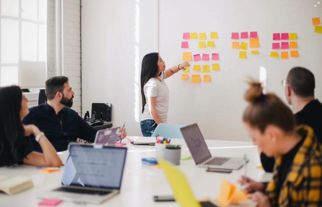 teamwork management and leadership